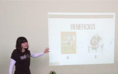 Ponencias en el IV encuentro de Docentes por el Desarrollo de la Junta de Castilla y León en Soria