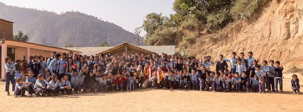 Mundo Ético colabora con Nepal Will Rise Again
