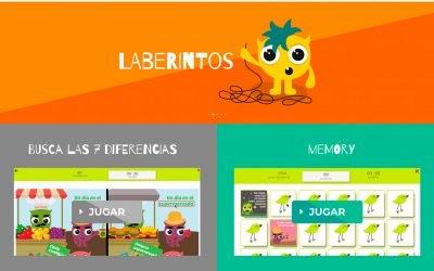 Página web de Juegos de Comercio Justo online e interactivos (Comercio Justo 3.0)