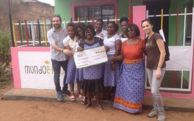 Mundo Ético afianza sus proyectos en Mozambique