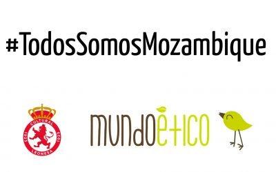 Mundo Ético y la Cultural y Deportiva Leonesa lanzan el proyecto audiovisual solidario #TODOSSOMOSMOZAMBIQUE